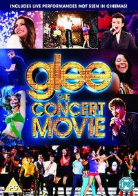 Cover Glee Cast - Glee: The Concert Movie