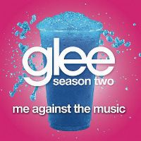 Cover Glee Cast - Me Against The Music