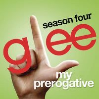 Cover Glee Cast - My Prerogative