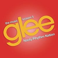 Cover Glee Cast - Nasty / Rhythm Nation