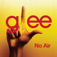 Cover Glee Cast - No Air