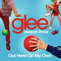 Cover Glee Cast - Out Here On My Own