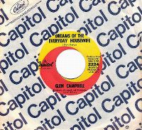 Cover Glen Campbell - Dreams Of The Everyday Housewife