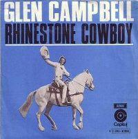 Cover Glen Campbell - Rhinestone Cowboy