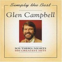 Cover Glen Campbell - Simply The Best: Southern Nights - His Greatest Hits