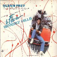 Cover Glenn Frey - The Heat Is On