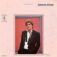 Cover Glenn Frey - The One You Love