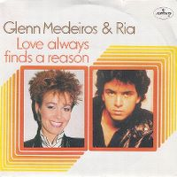 Cover Glenn Medeiros & Ria - Love Always Finds A Reason