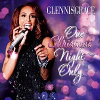 Cover Glennis Grace - One Christmas Night Only