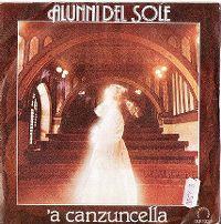 Cover Gli Alunni del Sole - 'a canzuncella
