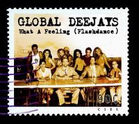Cover Global Deejays - What A Feeling (Flashdance)