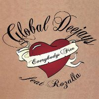Cover Global Deejays feat. Rozalla - Everybody's Free