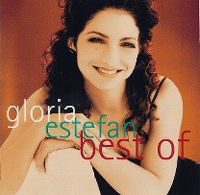 Cover Gloria Estefan - Best Of Gloria Estefan