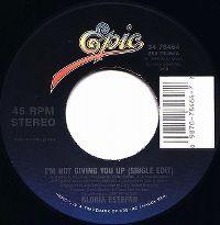 Cover Gloria Estefan - I'm Not Giving You Up