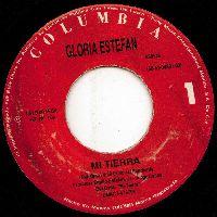 Cover Gloria Estefan - Mi tierra