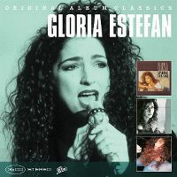 Cover Gloria Estefan - Original Album Classics