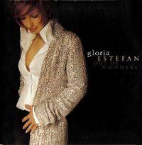 Cover Gloria Estefan - Out Of Nowhere