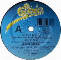 Cover Gloria Estefan - Oye mi canto (Hear My Voice)
