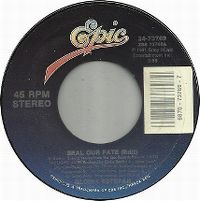 Cover Gloria Estefan - Seal Our Fate