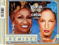 Cover Gloria Estefan & Celia Cruz - Tres gotas de agua bendita