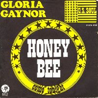 Cover Gloria Gaynor - Honey Bee