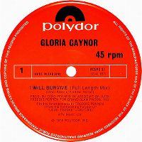 Cover Gloria Gaynor - I Will Survive