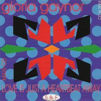 Cover Gloria Gaynor - Love Is Just A Heartbeat Away