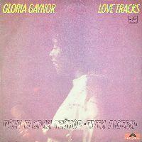 Cover Gloria Gaynor - Love Tracks