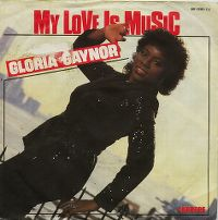 Cover Gloria Gaynor - My Love Is Music