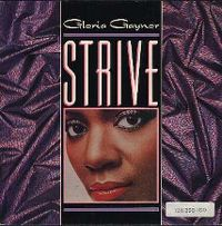 Cover Gloria Gaynor - Strive