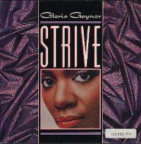 Cover Gloria Gaynor - Strive