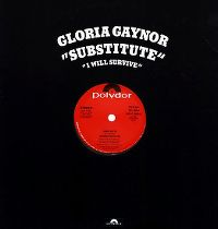 Cover Gloria Gaynor - Substitute