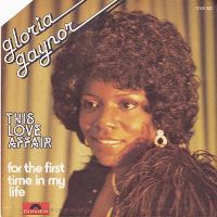 Cover Gloria Gaynor - This Love Affair
