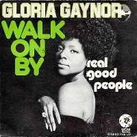 Cover Gloria Gaynor - Walk On By