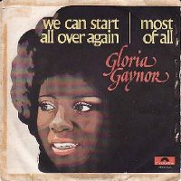 Cover Gloria Gaynor - We Can Start All Over Again