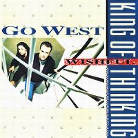 Cover Go West - The King Of Wishful Thinking