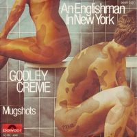Cover Godley & Creme - An Englishman In New York
