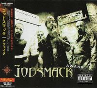 Cover Godsmack - Awake