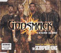 Cover Godsmack - I Stand Alone
