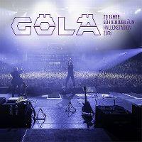 Cover Gölä - 20 Jahre Bühnenjubiläum - Hallenstadion 2018