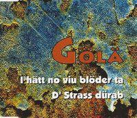 Cover Gölä - I hätt no viu blöder ta
