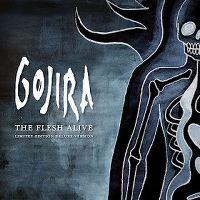 Cover Gojira - The Flesh Alive