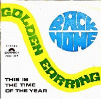 Cover Golden Earring - Back Home