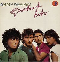 Cover Golden Earring - Greatest Hits 3
