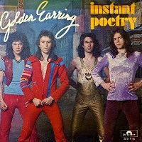 Cover Golden Earring - Instant Poetry