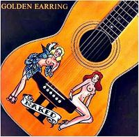 Cover Golden Earring - Naked II