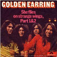 Cover Golden Earring - She Flies On Strange Wings