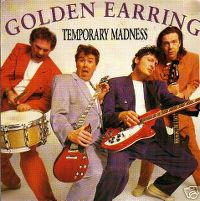 Cover Golden Earring - Temporary Madness