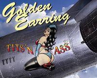 Cover Golden Earring - Tits 'n Ass