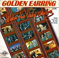 Cover Golden Earring - When The Lady Smiles